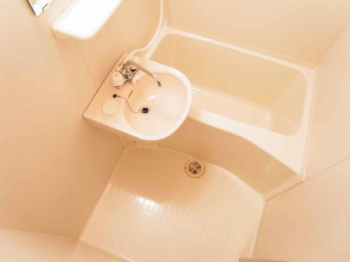 レオパレスTIME 101号室の風呂