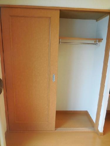 レオパレス幸良 205号室の収納