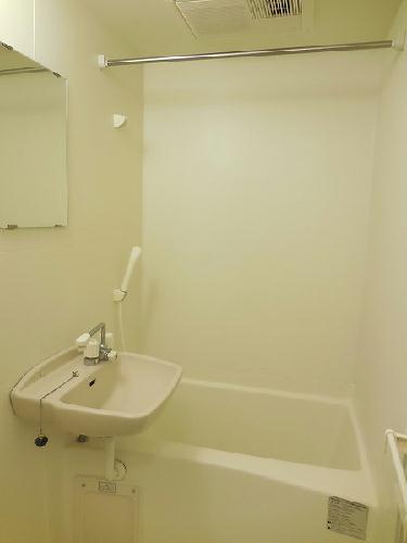 レオパレス幸良 205号室の風呂
