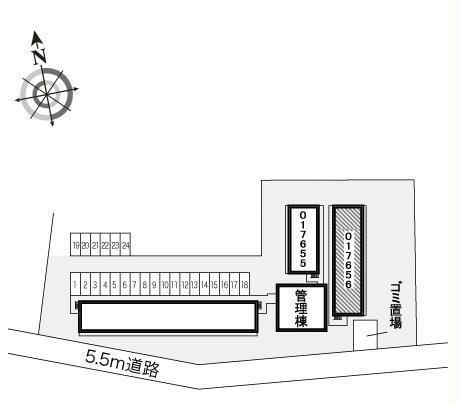 レオパレスBOUGAKU C 105号室のその他