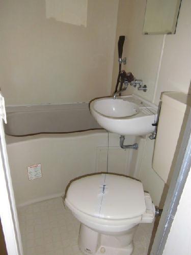 レオパレス赤羽第5 201号室の風呂