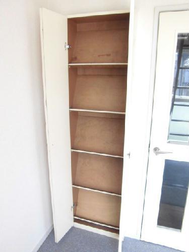 レオパレス赤羽第5 201号室の収納
