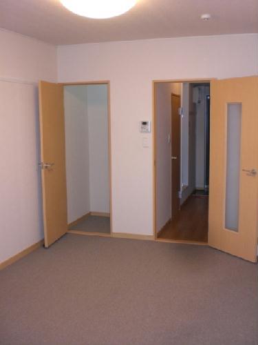 レオパレスノール 302号室のリビング