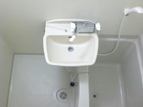 レオパレスノール 302号室の風呂