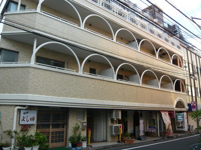 新宿ダイカンプラザシティーⅠ外観写真