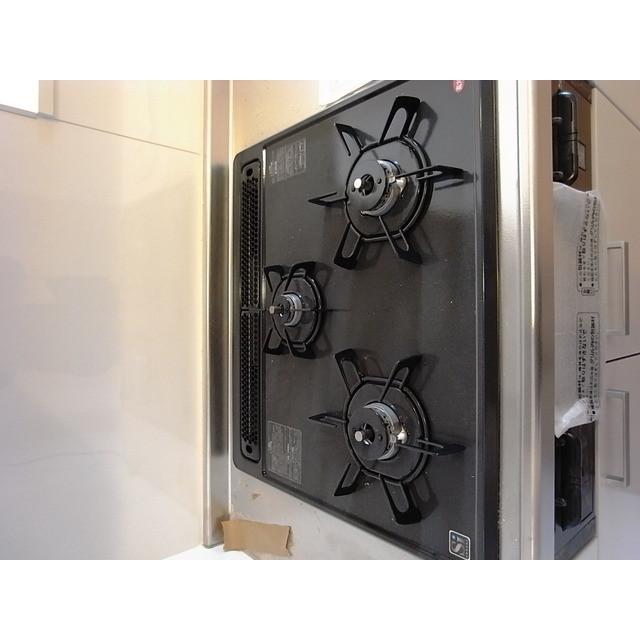 小石川マンション 504号室のキッチン