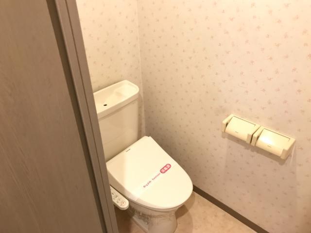 ハイツ河合 00103号室のトイレ