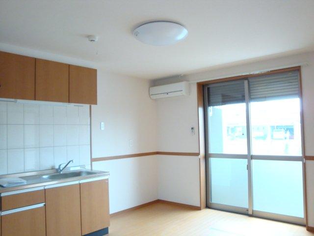 グラスフルールA 102号室の設備