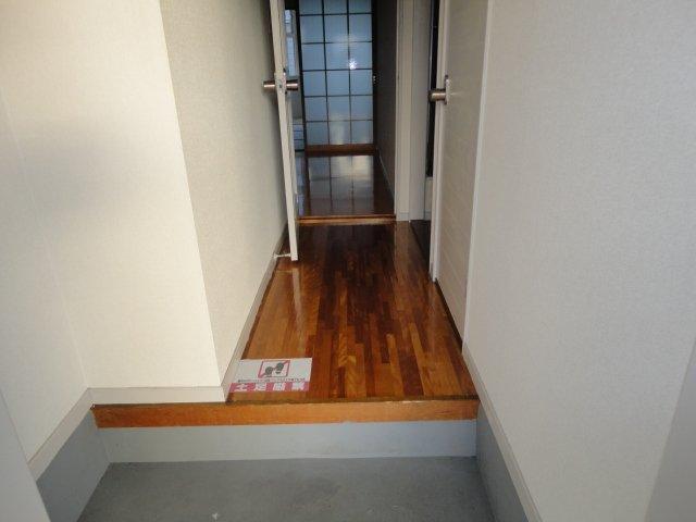画像5:玄関