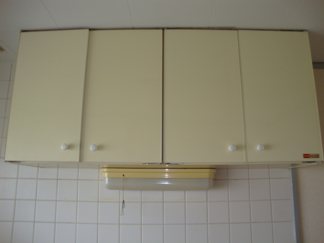 リバティはやのC 00302号室のキッチン