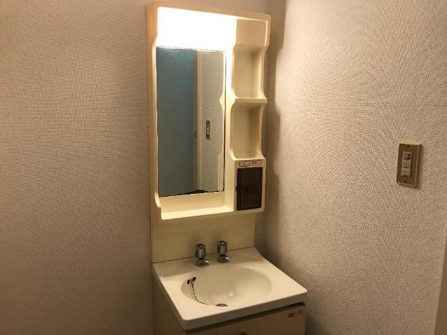 りばてぃはうす98 00205号室の洗面所