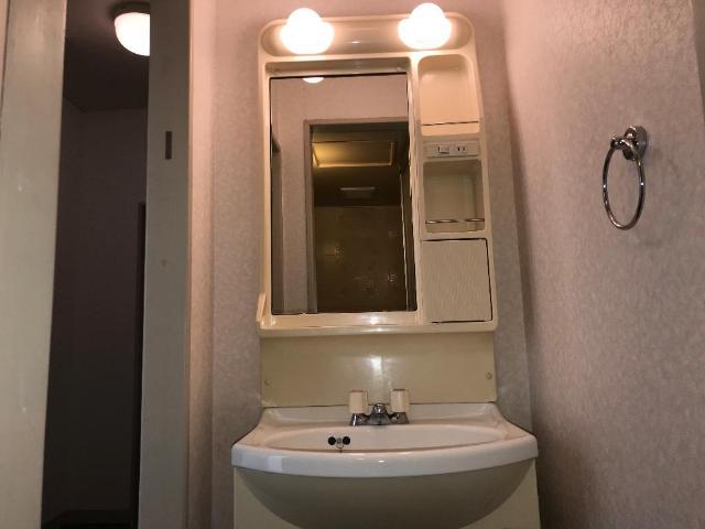 レジデンス大島 00105号室の風呂