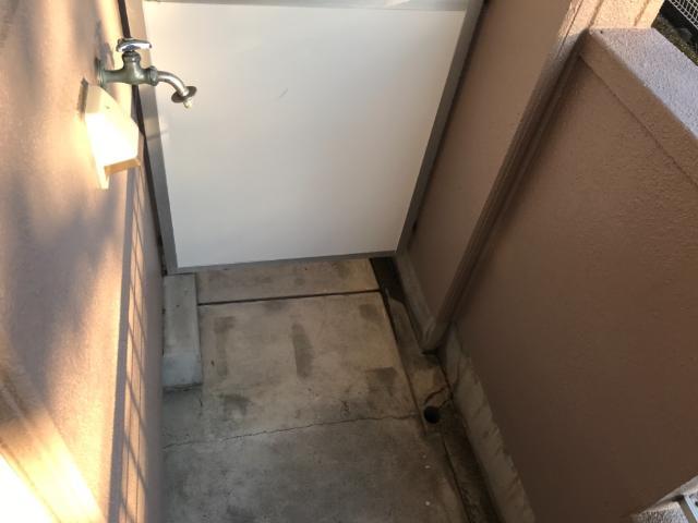 レジデンス大島 00105号室のトイレ