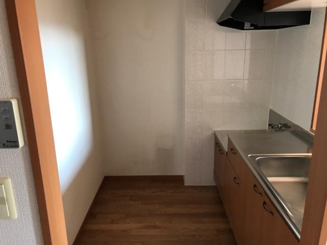コンフォース・ステージM 302号室のキッチン