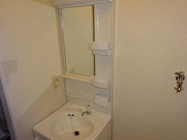 メゾン鬼頭 302号室の洗面所
