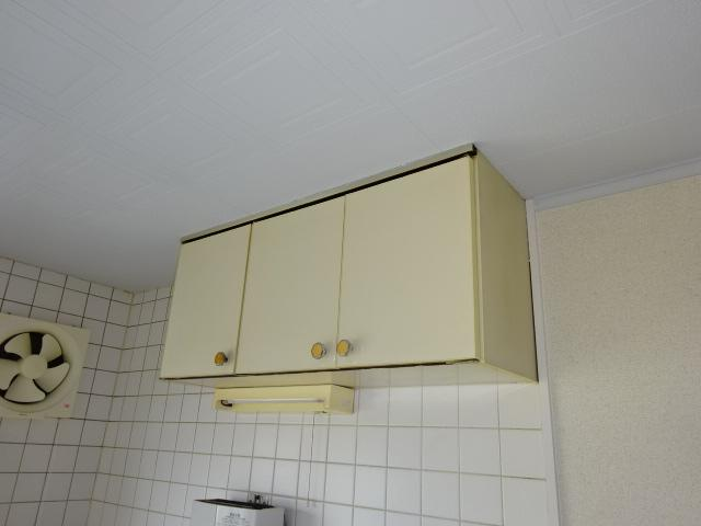 メゾン鬼頭 302号室のキッチン