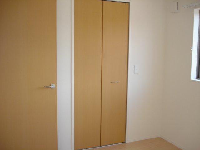 ジェミニ 203号室の収納