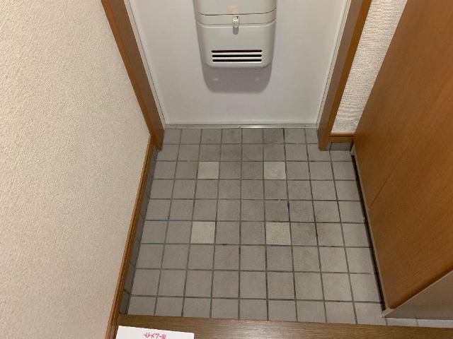 レジデンス花水木 205号室の玄関