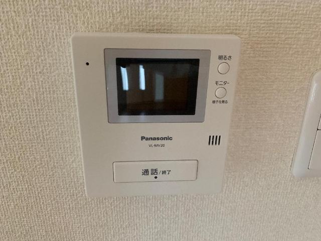 レジデンス花水木 205号室のセキュリティ