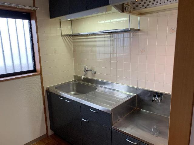 レジデンス花水木 205号室のキッチン