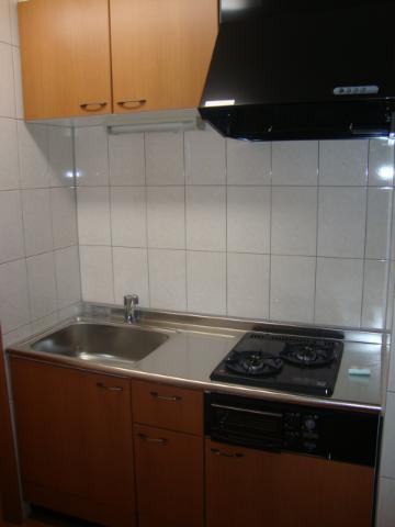 グラン:チェスタ 103号室のキッチン