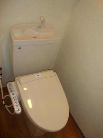 グラン:チェスタ 103号室のトイレ