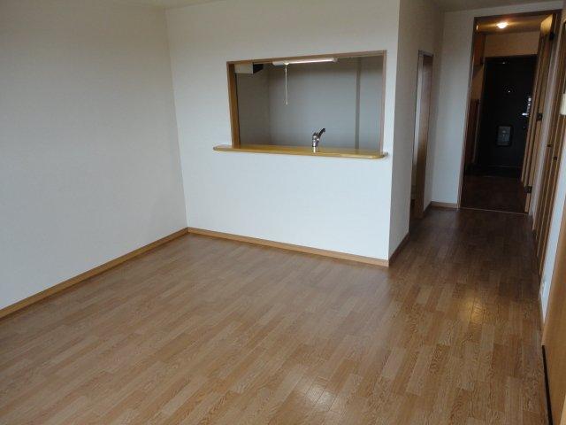 センチュリーマンション 301号室のリビング