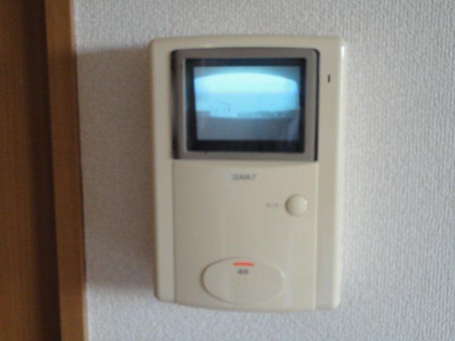 センチュリーマンション 301号室のセキュリティ