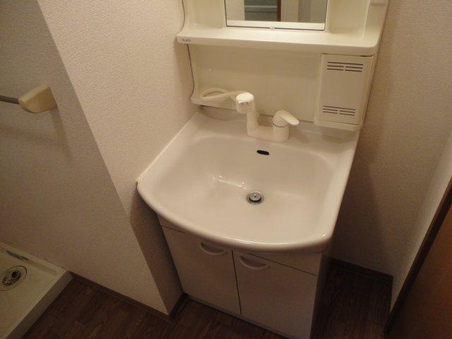 センチュリーマンション 301号室の洗面所