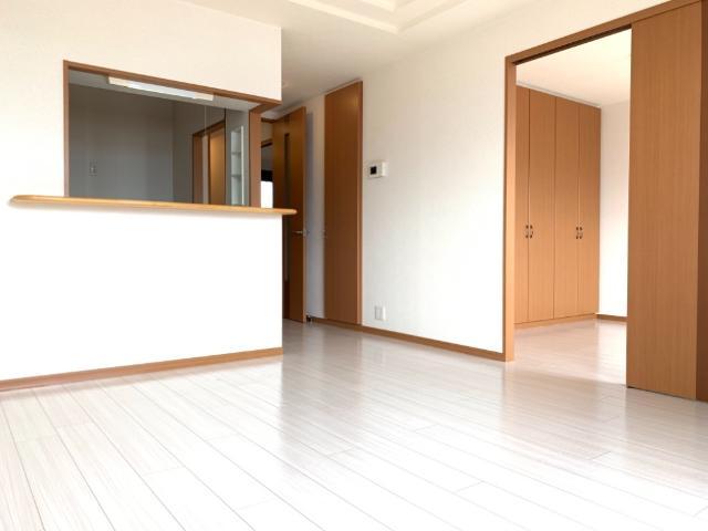 L.クレア 303号室のリビング
