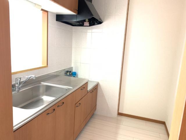 L.クレア 303号室のキッチン