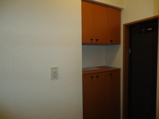 クリエイトハイツ 106号室の収納