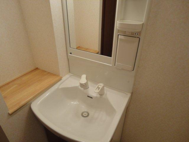 グランチェスタⅢ 105号室の洗面所