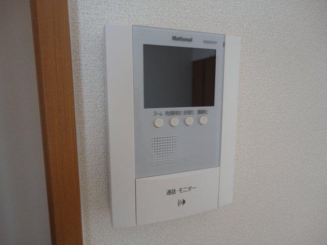 グランチェスタⅢ 105号室のセキュリティ