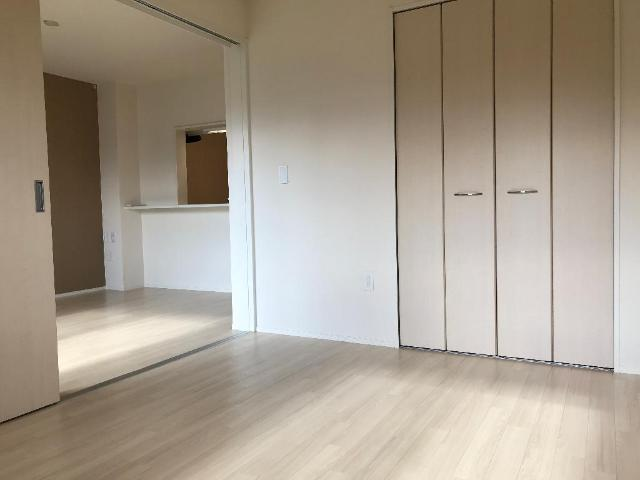 グラン フェリシア Ⅱ 106号室のベッドルーム