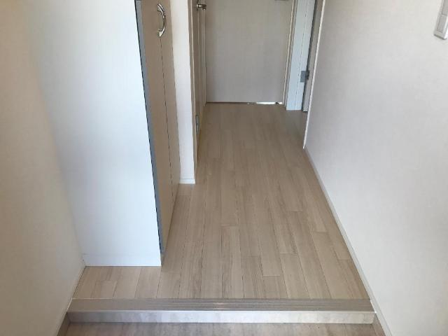 グラン フェリシア Ⅱ 106号室の玄関