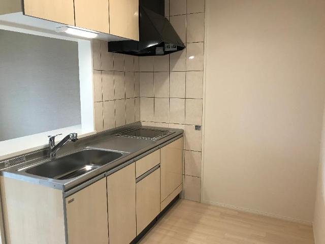 グラン フェリシア Ⅱ 106号室のキッチン