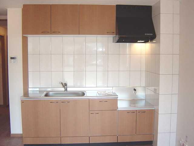 サンライズ・ガーデン 202号室のキッチン