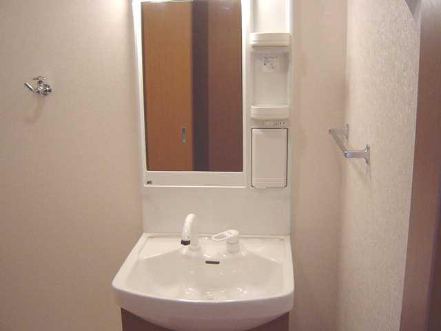 サンライズ・ガーデン 202号室の洗面所
