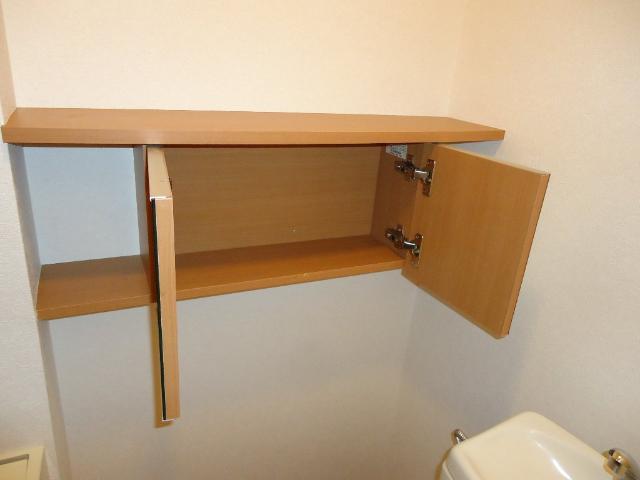 メルヴェール 205号室のトイレ