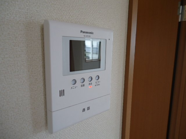 ボンヌール 00205号室のセキュリティ