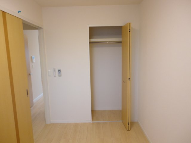 パンプキンフィールド 107号室の収納