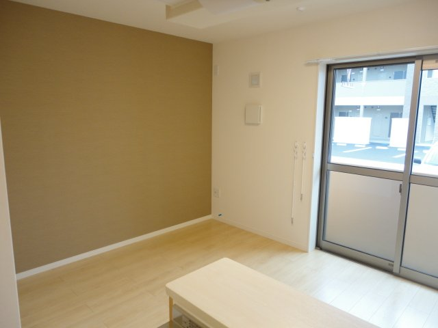 パンプキンフィールド 107号室の居室