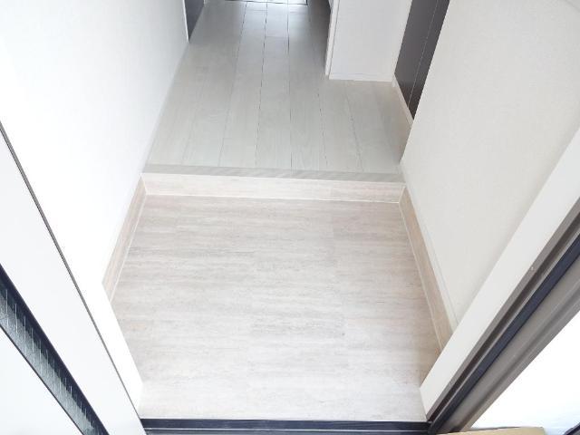 グレース エクセレンス 00101号室の玄関