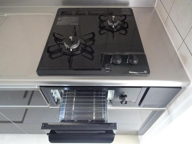 グレース エクセレンス 00101号室のキッチン