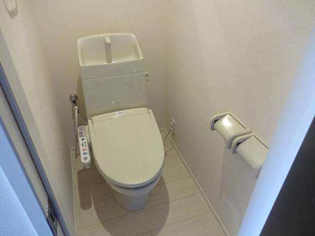 グレース エクセレンス 00101号室のトイレ