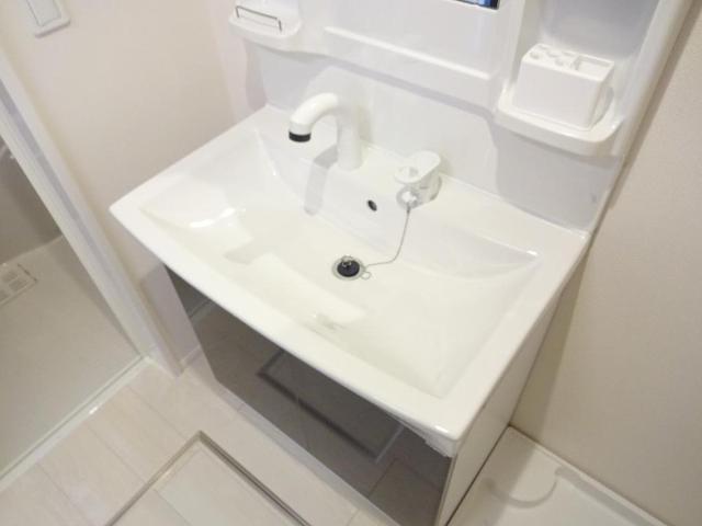 グレース エクセレンス 00101号室の洗面所