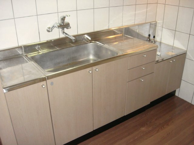 メルキュレー 00103号室のキッチン