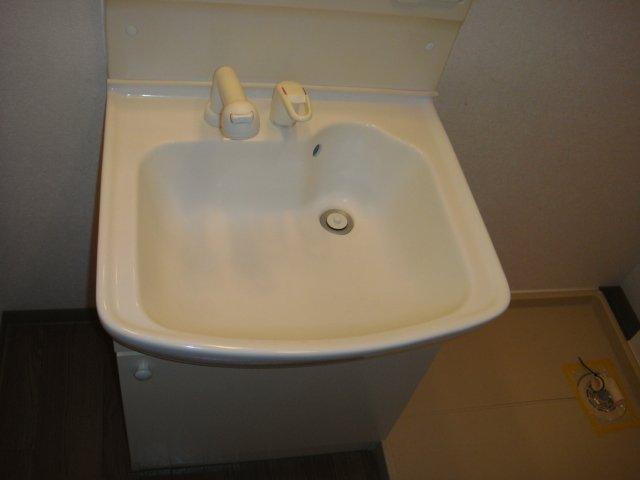 メルキュレー 00103号室の洗面所