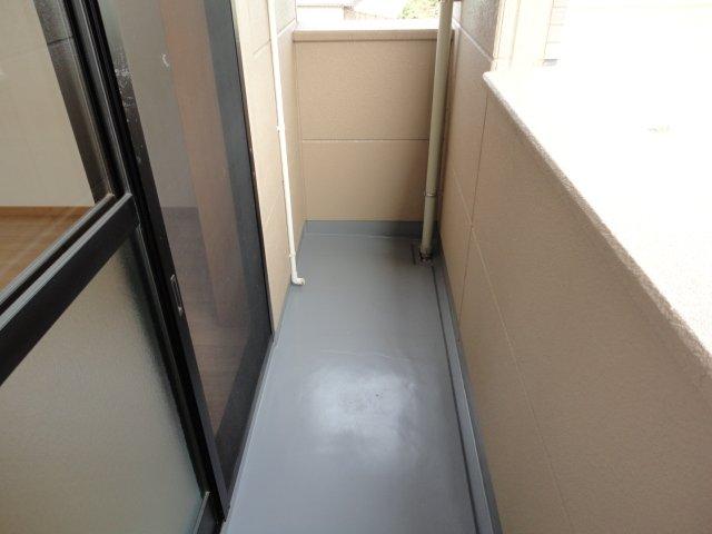 ベル・グラース 00202号室のバルコニー